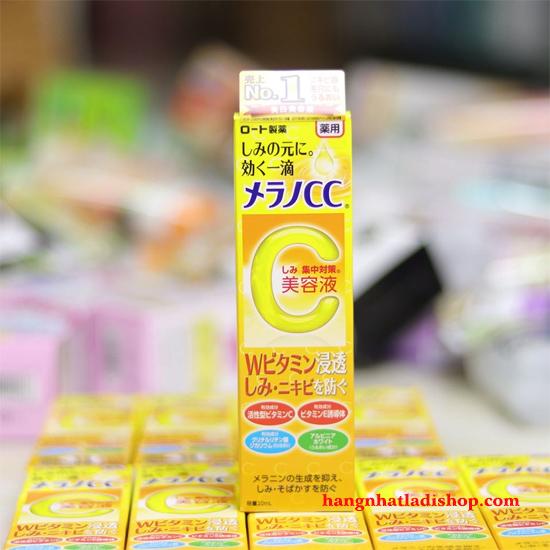 Serum Vitamin C Melano CC Rohto Nhật Bản, serum melano, serum ...